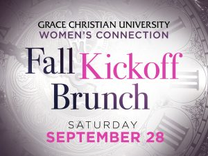 Womens Fall Brunch - Sept 28