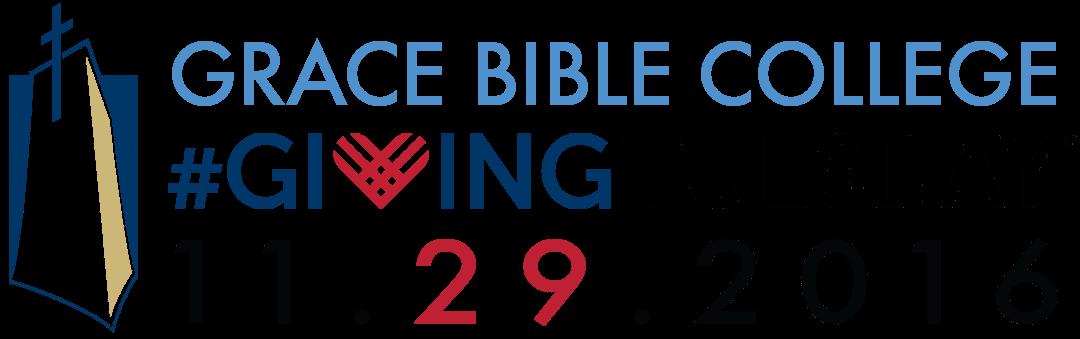 Grace Christian University # Giving Tueaday 11 29 2016