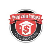 Great Value Colleges Award Logo