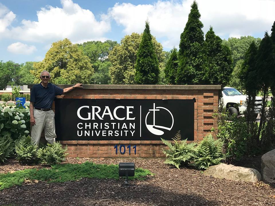picture of grace sign