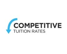 Competitive Tuition Rates Logo