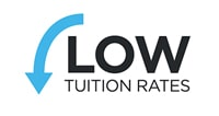 Low Tuition Rates