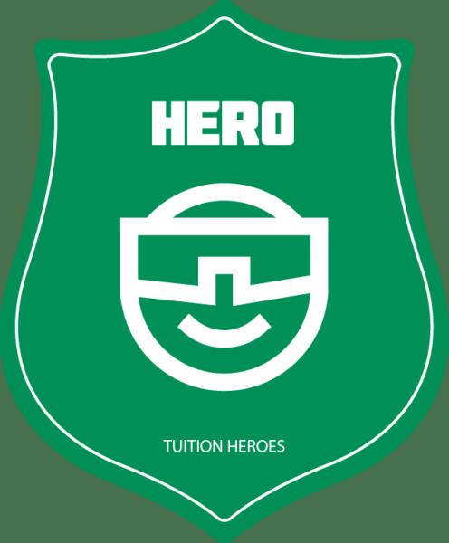 Tuition Hero Badge