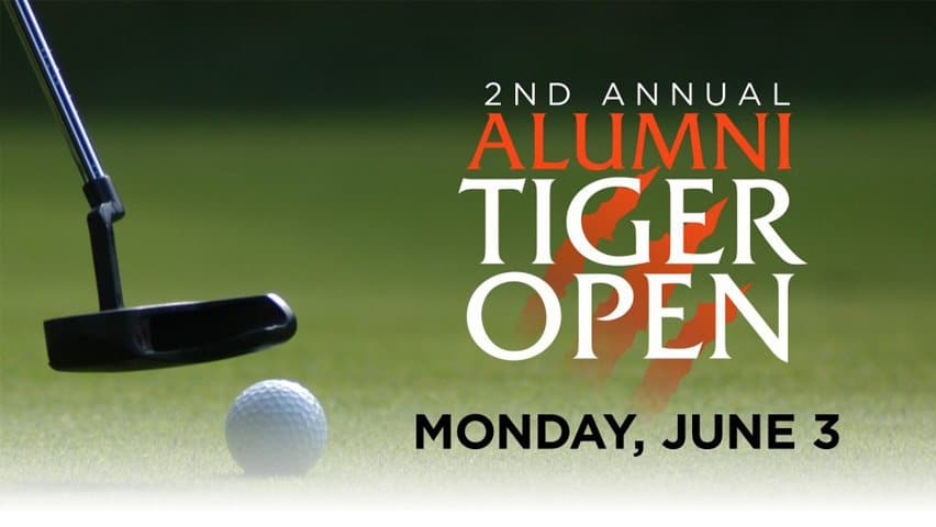 Tiger Open Graphic