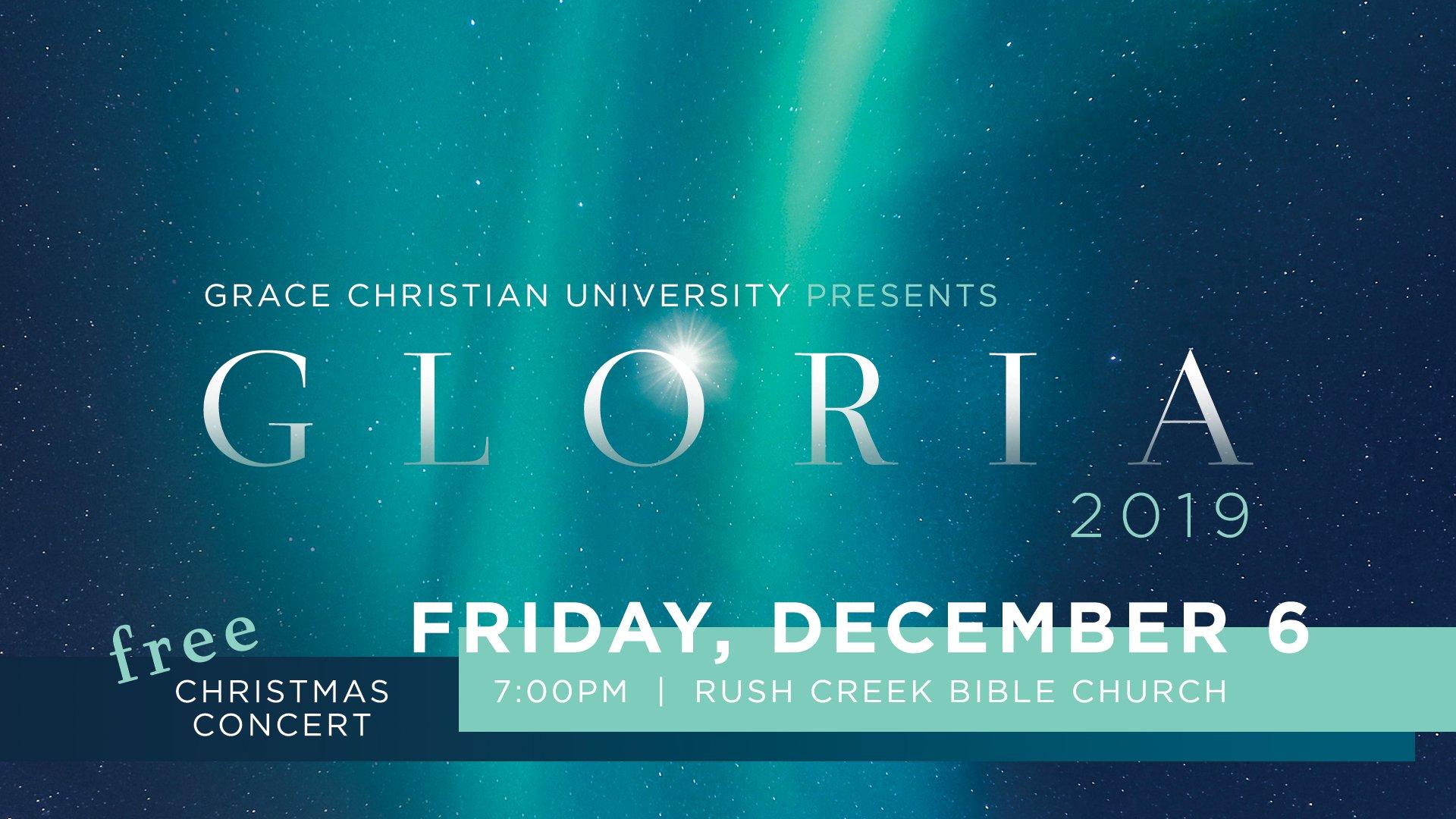 Gloria invite