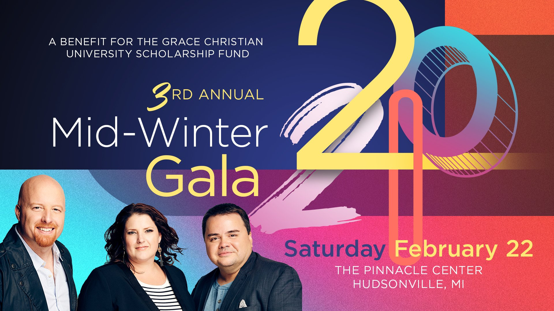 Mid-Winter Gala Event - Feb 22